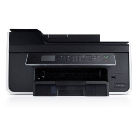 Dell V725w Wireless All In One Inkjet Printer