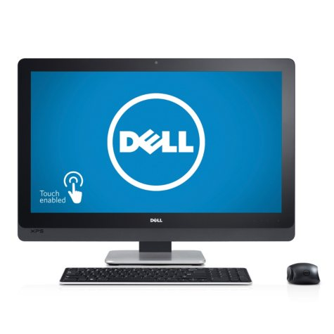 """Dell XPS One 27"""" Touch Desktop Computer, Intel Core i5-3330S, 6GB Memory, 1TB Hard Drive"""