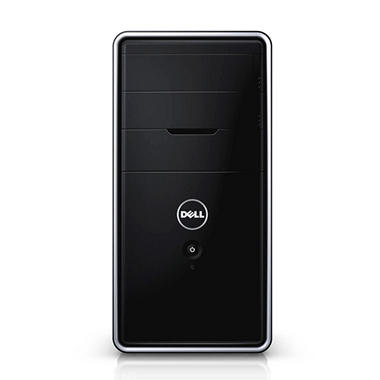 Dell Inspiron 3000 Desktop Computer, Intel Core i5-4460, 8GB Memory, 1TB Hard Drive*FREE UPGRADE TO WINDOWS 10