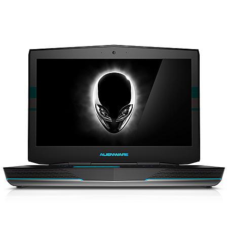 """Dell Alienware ALW18-7502 18.4"""" Laptop Computer, Intel Core i7-4710MQ, 8GB Memory, 1TB Hard Drive"""