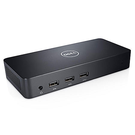 Dell UltraHD Dock Station – USB3.0 (Black)