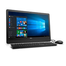 "Dell Inspiron 24"" Full HD All In One Desktop, AMD E2-7110 Processor, 4GB Memory, 500GB HDD"