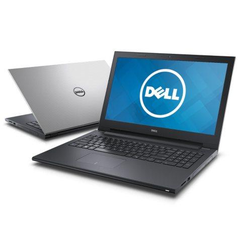 "Dell HD LED 15.6"" Notebook i3542-3666SLV, Intel Core i5, 4GB Memory, 500GB Hard Drive, 2GB Graphics, Windows10"