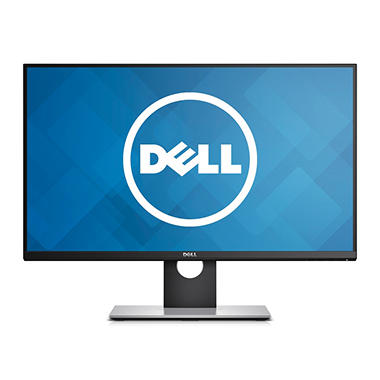 Dell 27'' S2716DG G-Sync Gaming 144Hz Refresh 1ms Response 2560x1440 Resolution Monitor