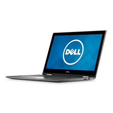 "Dell Inspiron Convertible 2-in-1 Touchscreen Full HD 15.6"" Notebook, Intel Core i7-6500U Processor, 16GB Memory, 256GB SSD Hard Drive, IR Camera, Backlit Keyboard, Windows 10 Home"