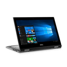 "Dell Inspiron 13.3"" Full HD Touchscreen 2n1 Convertible Notebook, Intel Core i7-7500U Processor, 8GB Memory, 256GB SSD"