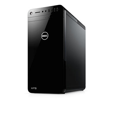 Dell XPS Desktop Tower, Intel Core i7-7700 Processor, 16GB Memory, 1TB HDD, NVIDIA GT730 GFX