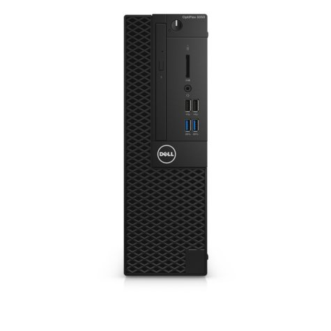 Dell OptiPlex 3050MT Small Form Factor Desktop Tower, Intel Core i5-7500 Processor, 8GB Memory, 500GB Hard Drive, Intel Integrated Graphics, Keyboard and Mouse, Windows 10 Pro 64bit, Includes 3 Year Pro Business Support