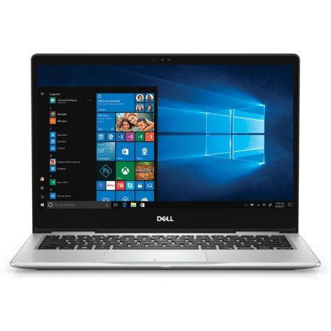 """Dell Inspiron 13.3"""" FHD Touch Notebook, Intel Core i7-8550U Processor, 16GB Memory, 512GB SSD, HDMI, silver"""
