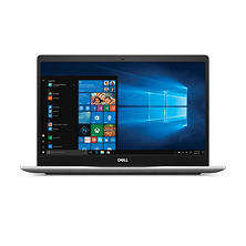 "Dell Inspiron 15.6"" FHD Notebook, Touch, 8th Generation Intel Core i7-8550U, 8GB Memory, 1 TB + 8GB Hybrid Hard Drive, NVIDIA GeFroce 940MX, HDMI, Platinum Silver"