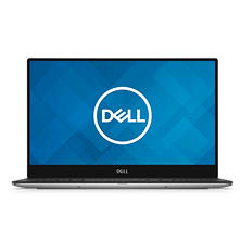 Dell XPS 13.3 QHD+ InfinityEdge Touch Notebook, Intel Core i7-8550U Processor,  16GB Memory, 512GB SSD, Intel HD Graphics, fingerprint reader, McAfee LiveSafe 12 Month