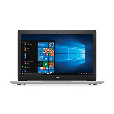 Dell Inspiron 15.6-inch FHD Touch Notebook, Intel Core i7-8550U, 12GB Memory, 128GB SSD + 1TB HDD, Intel UHD Graphics 620, fingerprint reader