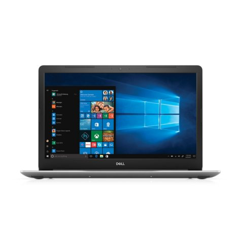 Dell Inspiron 17.3-inch FHD Notebook, Intel Core i7-8550U, 16GB Memory,2TB HDD, AMD Radeon 530 Graphics, McAfee LiveSafe 30 Days