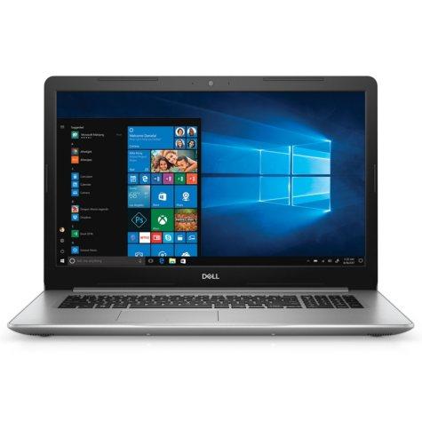 "Dell Inspiron 17.3"" FHD Notebook, i7-8550U Processor, 8GB Memory, 2TB Hard Drive, McAfee 12 month subscription, fingerprint reader, DVD drive, HDMI"