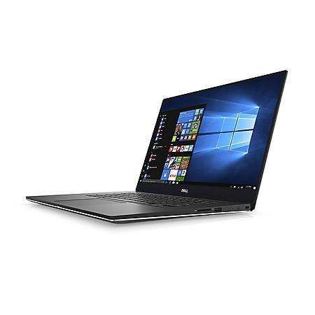 "Dell XPS 15.6"" FHD Infinity Edge Notebook, Intel Core i7-7700HQ Processor, 512GB SSD Hard Drive, 4GB NVIDIA GeForce GTX 1050ti Graphics, Backlit Keyboard, Killer AC Wireless, HD Webcam, 3 Year Warranty, Windows 10 Processional"