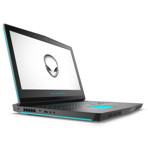 "Alienware 17.3"" FHD Notebook, i7-8750H Processor, 8GB Memory, 256GB SSD + 1TB HDD, NVIDIA GTX 1060 6GB GFX"