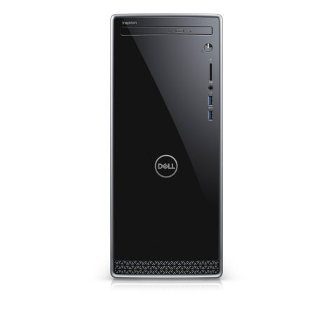 Dell Inspiron Desktop, Intel Core i7 8700 Processor, 8GB Memory +16GB Intel Optane Memory, 1TB HDD, DVD-RW Drive, Intel UHD Graphics 630, Dell Keyboard and Mouse