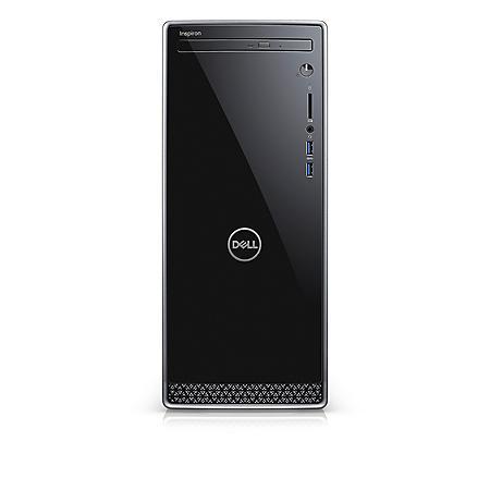Dell Inspiron Desktop, Intel Core i5-8400 Processor, 8GB Memory +16GB Intel Optane Memory, 1TB HDD, DVD-RW Drive, Intel UHD Graphics 630, Dell Keyboard and Mouse
