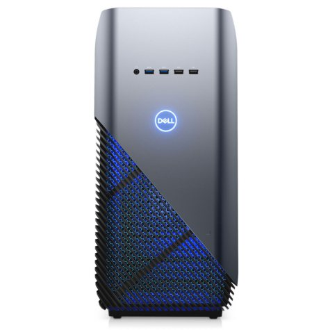 Dell Gaming Desktop, Intel Core i7-8700, 16GB Memory, 128GB SSD + 2TB Hard Drive, NVIDIA GTX 1060 3GB GFX, mouse and keyboard, McAfee 12 Month Subscription, HDMI
