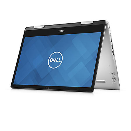 "Dell Inspiron 5482 14"" Full HD 2-in-1 Touchscreen Laptop, Intel Core i7-8565U Processor, Intel UHD Graphics, 8GB Memory, 256GB SSD, Backlit Keyboard, Windows 10 Home"
