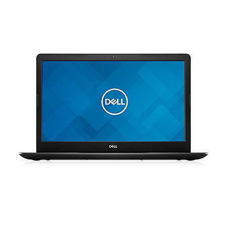 "Dell Inspiron 3785 17.3"" Full HD Laptop, AMD Ryzen 5 2500U Processor, 12GB Memory, Integrated AMD Graphics, 1TB HDD, DVD-RW, Windows 10 Home, Black"