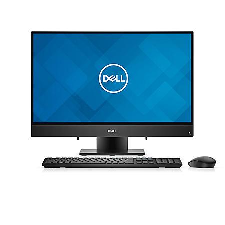 "Dell Inspiron 3480 23.8"" Full HD Touchscreen All-in-One Desktop, Intel Core i7-8565U Processor, Intel UHD 620 Graphics, 12GB Memory, 1TB HDD, Wireless Keyboard & Mouse, Windows 10 Home"