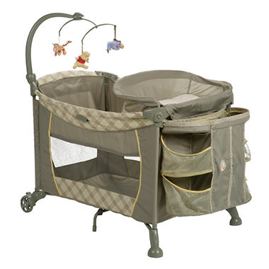 Disney Care Center LX Play Yard, Sweet as Hunny