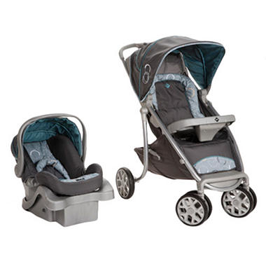 Safety 1st SleekRide Travel System, Rings
