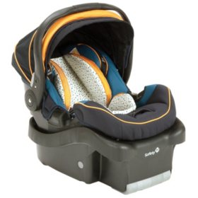 Safety 1st OnBoard Plus Infant Car Seat, Twist of Citrus