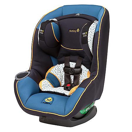 Safety 1st  Advance SE 65 Air+ Convertible Car Seat, Twist of Citrus
