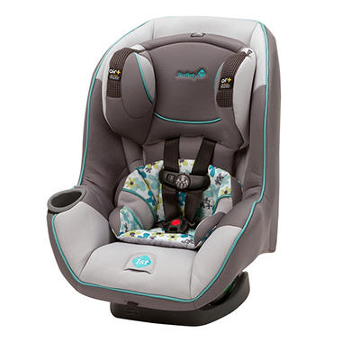 Safety 1st Advance SE 65 Air Convertible Car Seat Plumberry