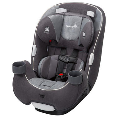 Safety 1st Ever-Fit 3-in-1 Convertible Car Seat, Taggart - Sam\'s Club