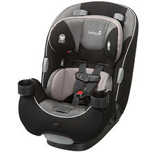 Safety 1st Ever-Fit 3-in-1 Convertible Car Seat (Choose Your Color)