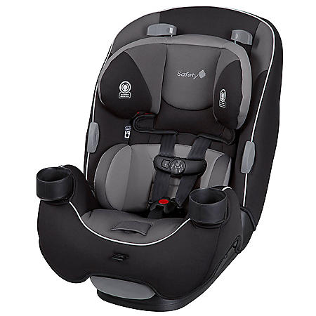 Safety 1st EverFit 3-in-1 Convertible Car Seat (Choose Your Color)