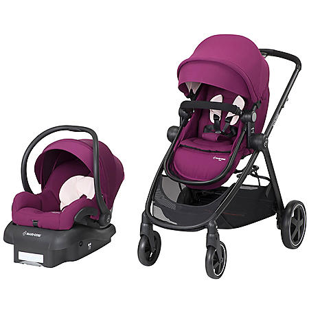 Maxi-Cosi Zelia 5-in-1 Travel System (Choose Your Color)