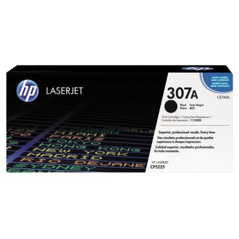 HP 307A Original Laser Jet Toner Cartridge, Select Color