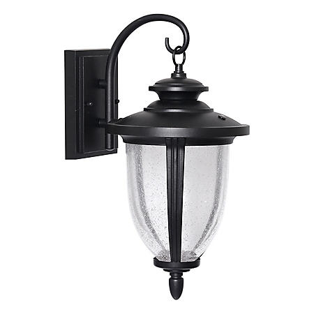 Honeywell LED Outdoor Wireless Color-Changing Wall Lantern