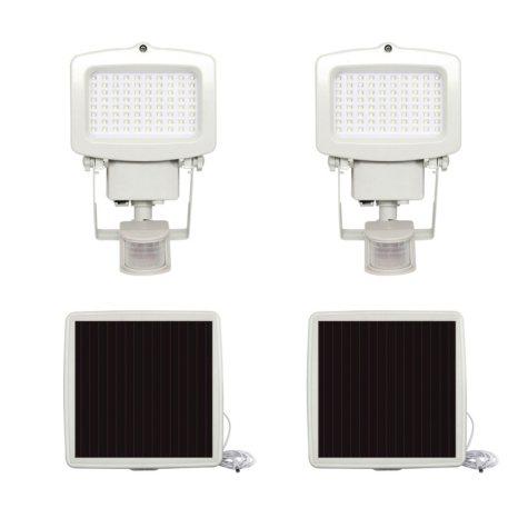 Westinghouse 1500 Lumen Solar Security Light Set