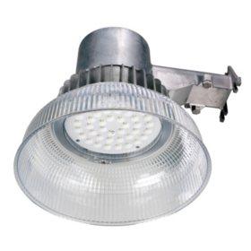 Honeywell LED Security Light, Galvanized