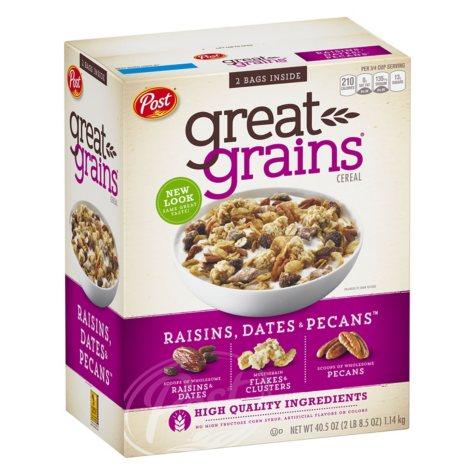 Post Great Grains (40.5 oz.)