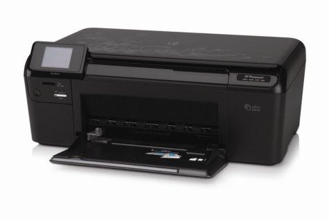 Hewlett Packard Wireless 3 in 1 Printer
