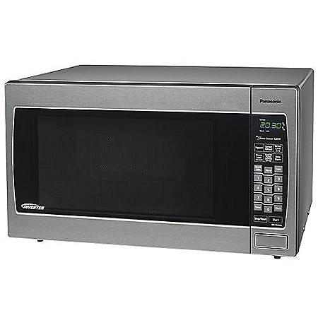 Panasonic Prestige 2 2 Cu Ft 1250 Watt Countertop