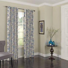 Eclipse Nina Blackout Window Curtain (Assorted Sizes)