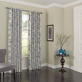 Eclipse Nina Blackout Window Curtain (Assorted Sizes)