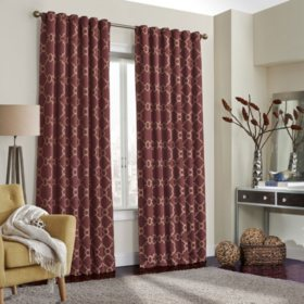 Eclipse Correll Thermalayer Blackout Window Curtain (Assorted Sizes)