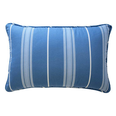 Waverly Kids Ride the Waves Striped Decorative Accessory Pillow, 12