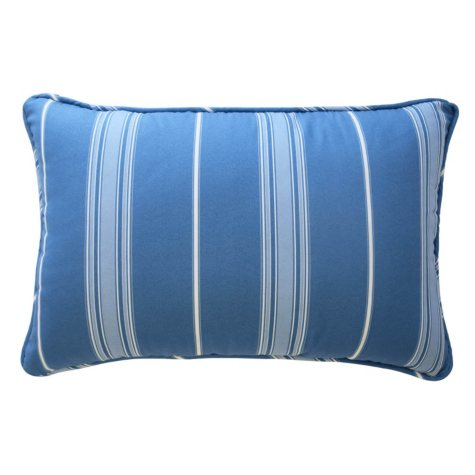 "Waverly Kids Ride the Waves Striped Decorative Accessory Pillow, 12"" x 18"""