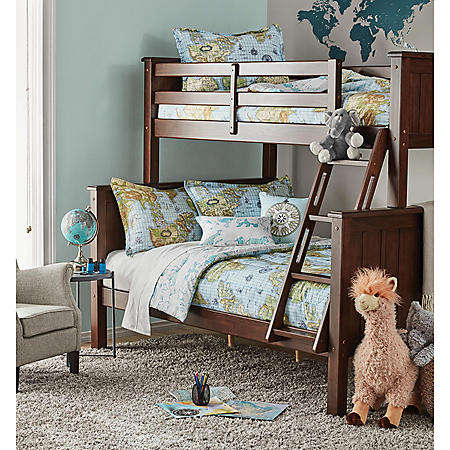 Waverly Kids Buon Viaggio Reversible Bedding Collection