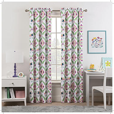 Waverly Kids Bollywood Blackout Window Curtain