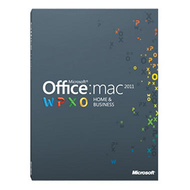 Microsoft Office Home and Business 2011 - Mac